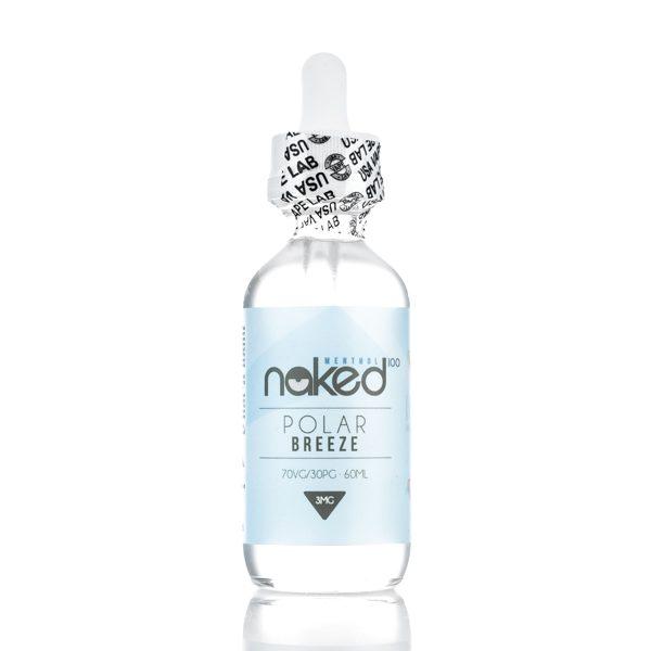 Naked 100 Salt - Polar Breeze 30ml